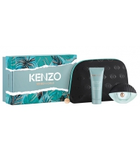 KENZO WORLD EDP 75 ML + B/LOC 75 ML + NECESER SET REGALO