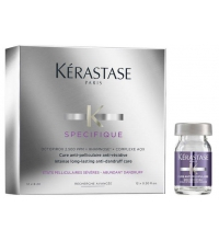 KERASTASE SPECIFIQUE CURE ANTI-PELLICULAIRE 12X 6 ML SET