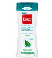 KERZO CHAMPÚ EXPERT ANTI-CASPA FRESH 250ML