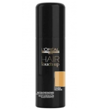 L'OREAL HAIR TOUCH UP BLOND SPRAY CORRECTOR DE RAICES RUBIO CALIDO 75 ML