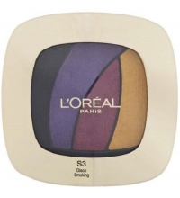 L'ORÉAL QUAD COLOR RICHE DISCO SMOKING S3