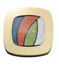 L'ORÉAL QUAD COLOR RICHE TROPICAL TUTU S4