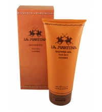 LA MARTINA HOMBRE SHAMPOO & SHOWER GEL 200 ML