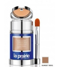 LA PRAIRIE SKIN CAVIAR CONCEALER FOUNDATION SPF 15 BASE DE MAQUILLAJE SUNSET BEIGE 30 ML