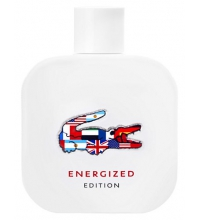 EAU DE LACOSTE L.12.12 ENERGIZED EDITION EDT 100 ML