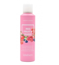 LAISEVEN GEL DE BAÑO ESPUMA RED FRUIT & MAGIC 200ML