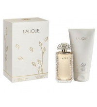 LALIQUE EDP 50 ML + BODY LOTION 150ML SET REGALO