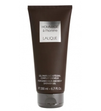 LALIQUE HOMMAGE A L´HOMME SHOWER GEL 200ML