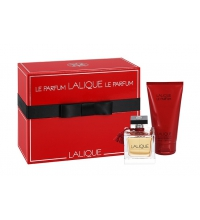 LALIQUE LE PARFUM EDP 100 ML +GEL 150 ML SET REGALO