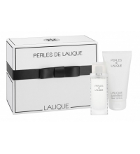 LALIQUE PERLES DE LALIQUE EDP 100 ML + GEL 150 ML SET REGALO