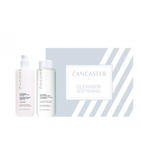 LANCASTER CLEANSING SOFTENING  MILK 400 ML + TONER 400 ML TODO TIPO PIELES SET REGALO