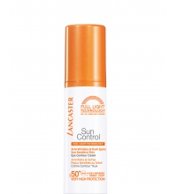 LANCASTER SUN CONTROL ANTI & AGE EYE & LIP CONTOUR CREMA SPF 50 15 ML