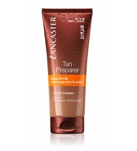 LANCASTER SUN SELF TAN PREPARER BODY SCRUB 200 ML