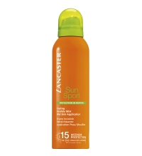 LANCASTER SUN SPORT COOLING INVISIBLE MIST WET SKIN SPF 15 200 ML