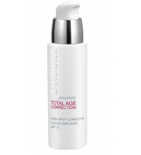 LANCASTER TOTAL AGE CORRECTION DARK SPOT CORRECTOR GLOW & AMPLIFIER SPF 15 30 ML