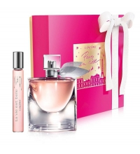 LANCOME LA VIE EST BELLE EDP 75 ML VP. + MINI 10 ML SET REGALO