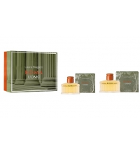 LAURA BIAGIOTTI ROMA UOMO EDT 125 ML + A/S LOCION 75 ML SET REGALO