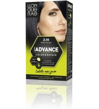 LLONGUERAS COLOR ADVANCE TINTE 2.10 NEGRO AZULADO