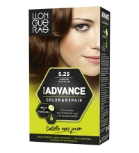 LLONGUERAS COLOR ADVANCE TINTE 5.25 MARRON CHOCO