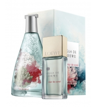LOEWE AGUA MAR DE CORAL EDT 150 ML + EDT 30 ML SET REGALO