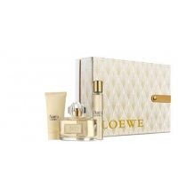 LOEWE AURA EDT 80 ML + BODY LOCION 50 ML + MINI EDT 20 ML SET REGALO 2015