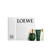 LOEWE ESENCIA DE LOEWE EDT 100 ML + EDT 20 ML + AFTER SHAVE BALM 50 ML SET REGALO