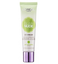 L'ORÉAL CC CREAM NUDE MAGIQUE ANTI REDNESS 30ML