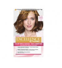 L'OREAL EXCELLENCE CREME TINTE 5.3 CHOCOLATE PRALINE