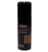 L'OREAL HAIR TOUCH UP DARK BLOND SPRAY CORRECTOR DE RAICES RUBIO OSCURO 75 ML