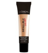 L'OREAL MAQUILLAJE LIQUIDO INFALLIBLE 24H MATTE 20 SABLE SAND 35 ML