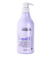 L'OREAL LISS UNLIMITED SHAMPOO 500 ML