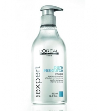 L´OREAL EXPERT PURE RESOURCE SHAMPOO 500 ML