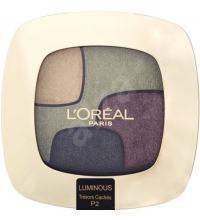 L'ORÉAL QUAD COLOR RICHE TRESORS CACHES P2