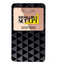 L'OREAL CONTOURING PALETTE INFALLIBLE SCULPT 01 LIGHT