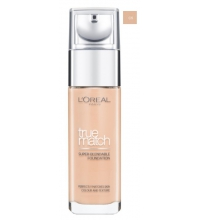 L'OREAL TRUE MATCH MAQUILLAJE LIQUIDO 5R5C SABLE ROSE SPF17 30 ML