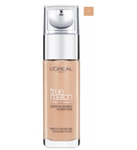 L'OREAL TRUE MATCH MAQUILLAJE LIQUIDO 7R7C AMBRE ROSE SPF17 30 ML