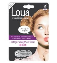 LOUA MASCARILLA FACIAL DETOX 23ML