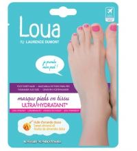 LOUA MASCARILLA PIES ULTRA-HIDRATANTE 16ML