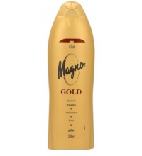 MAGNO GEL DUCHA GOLD 550 ML