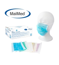 MAIMED MASCARILLAS COMFORT 50 UDS FILTRACION 98% AZUL