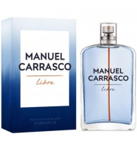 MANUEL CARRASCO EDT LIBRE 100ML VAPO