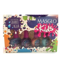 ESMALTES UÑAS KIT KIDS