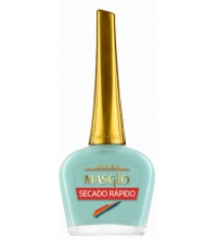 MASGLO ESMALTE UÑAS SECADO RAPIDO ADORABLE 13.5Ml