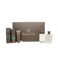 MASSIMO DUTTI EAU THE TOILETTE SET 5 PIEZAS