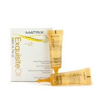 MATRIX BIOLAGE EXQUISITE OIL TRATAMIENTO REPARACIÓN INTENSA 10 X 10 ML