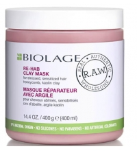 MATRIX BIOLAGE R.A.W. RE-HAB CLAY MASK 400ML