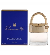 MAUBOUSSIN PROMISE ME EDP 90 ML +S/GEL 100 ML + B/LOTION 100 ML SET REGALO