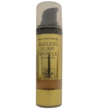 MAX FACTOR AGELESS ELIXIR 2 EN 1 MAQUILLAJE COLOR 85 CARAMEL 30 ML