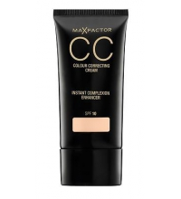 MAX FACTOR CC COLOUR CORRECTION CREAM 75 TANNED SPF 10 30 ML