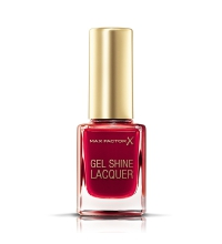 MAX FACTOR GEL SHINE LACQUER 50 RADIANT RUBY